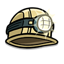 Icon-ressource-miner