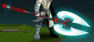 Albedo Battle Axe Animated