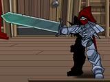 Commander's Sword