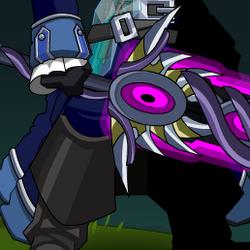 Chaos Shogun Sword