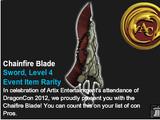 Chainfire Blade