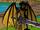 Golden Draconian Wings