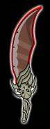 Sepulchure\'s Undead Blade