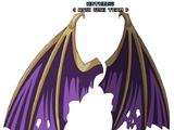 Purple Draconian Wings