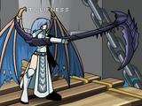 Shadow Serpent Scythe