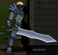 AssassinMale