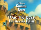 May the Best Princess Win