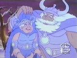 Chillbeard Sr. and Chillbeard Jr.