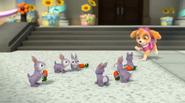 Bunnies (Easter Egg Hunt)