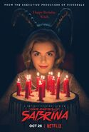 Chilling Adventures of Sabrina Official Poster