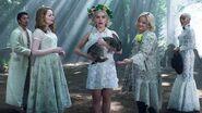 The Hare Moon-Ambrose-Zelda-Sabrina-Hilda-Prudence