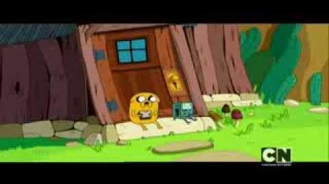 Falscher Hüftschwung - Adventure Time