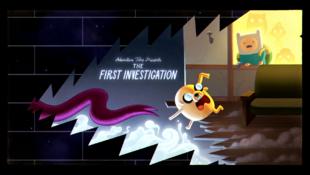 Первое расследование