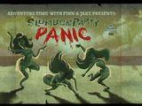 Panik auf der Pyjamaparty