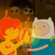 S5 e12 Flame Princess lighting the torch.PNG