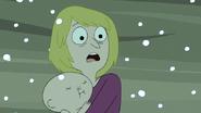 S5e2 Finn's mom horrified