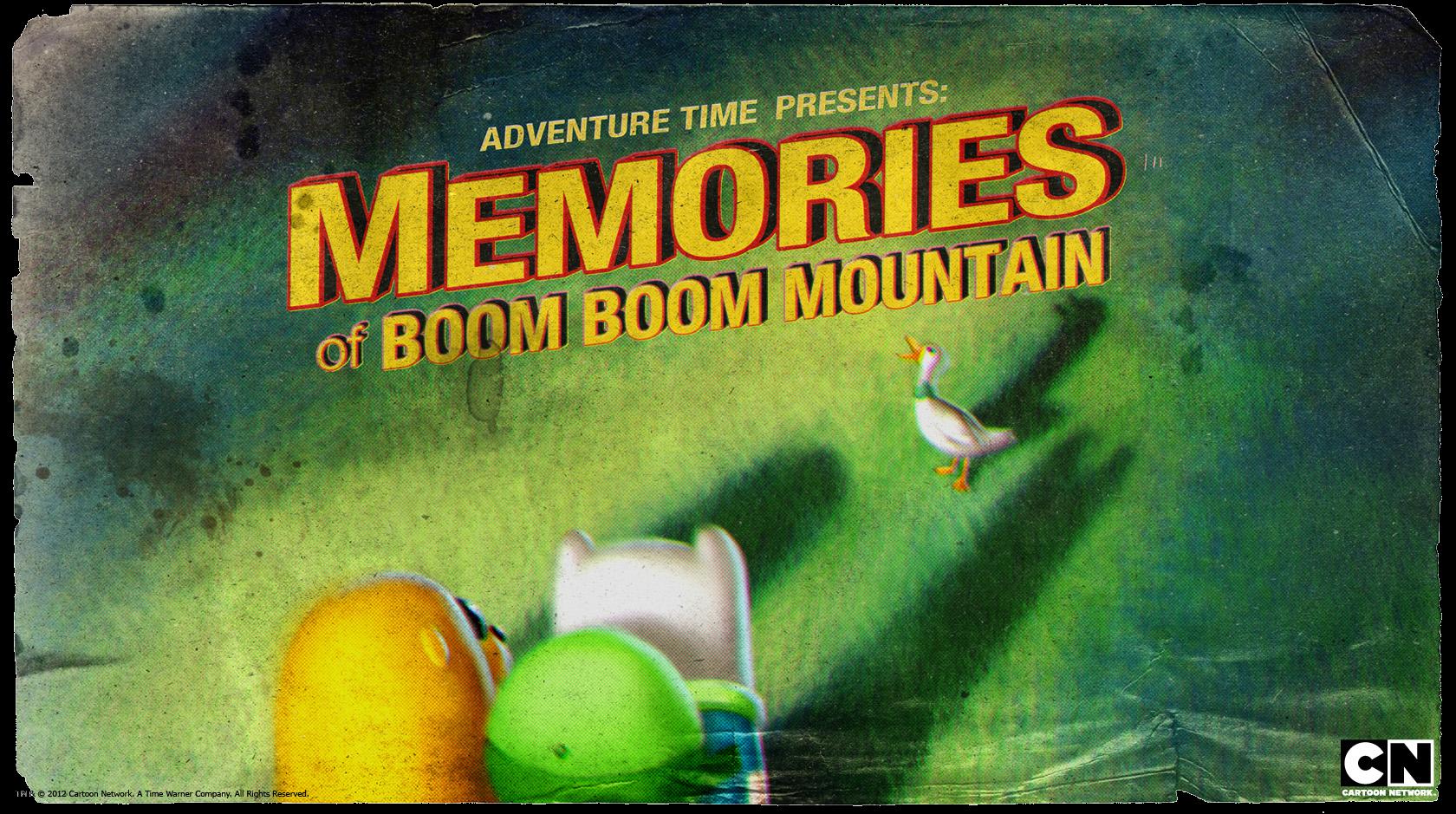 Воспоминания о горе Бум-Бум