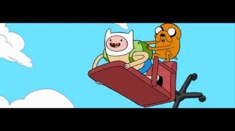 Adventure Time - Alla ricerca di una casa