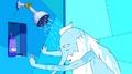 S5e22 Ice King taking shower