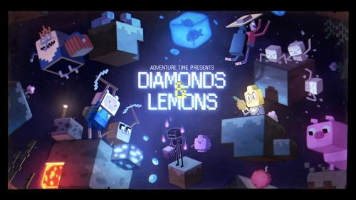 Алмазы и Лимоны