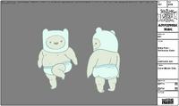 Modelsheet Baby Finn - Reflection Color
