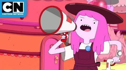 Adventure Time - NEW Blenanas Episode! - Cartoon Network