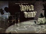 Le Voleur de Pommes