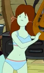 S5e20 bikini babe brown hair in pigtails2