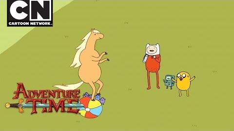 Adventure Time James Baxter Cartoon Network
