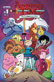 Fionna and Cake cover