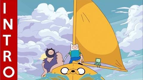 "Adventure Time - ""Islands"" Mini-Series -INTRO-"
