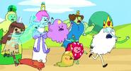 S2e3 Princesses chassent roi glaces