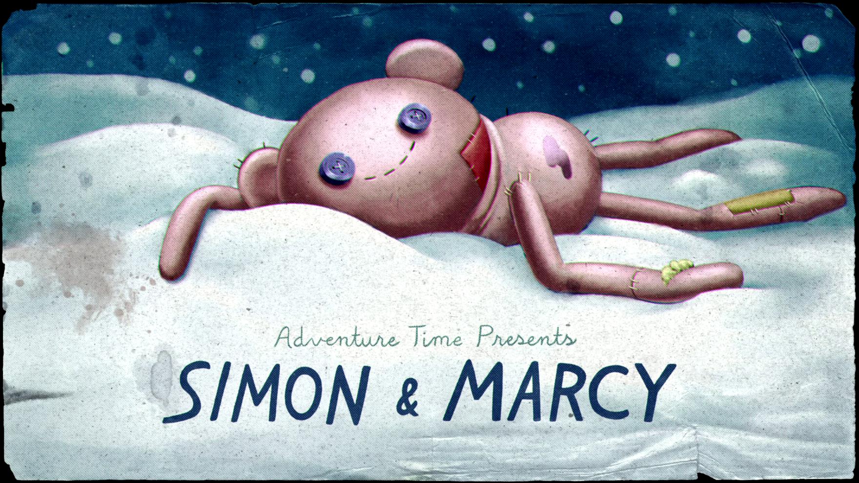 Саймон и Марси