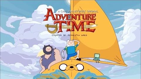 Adventure Time Islands Theme Song