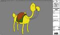 Modelsheet Lemon Horse