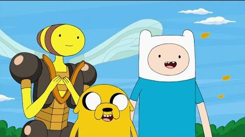 Adventure Time - Frog Seasons Spring (Again) (Short)