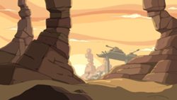 Пустыня Чудес