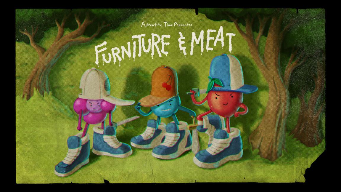 Мебель и Мясо