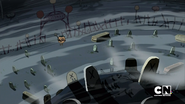 S1e1 starchy in graveyard