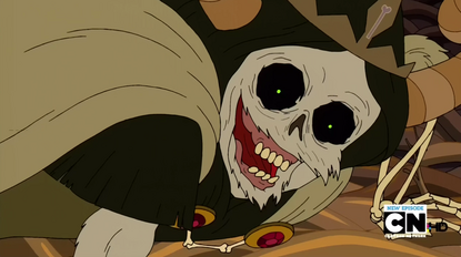 S2e24 the lich getting up from ground