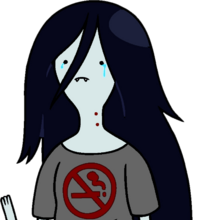 Marceline in Casual Outfit - Crying.png