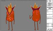 Modelsheet flameperson12