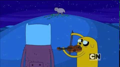 Adventure Time - La chevauchée des Walkyries