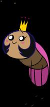 Мини-королева