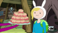 S5e11 Fionna not liking those tarts or whatever