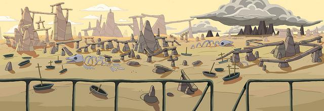 Пустыня Рока