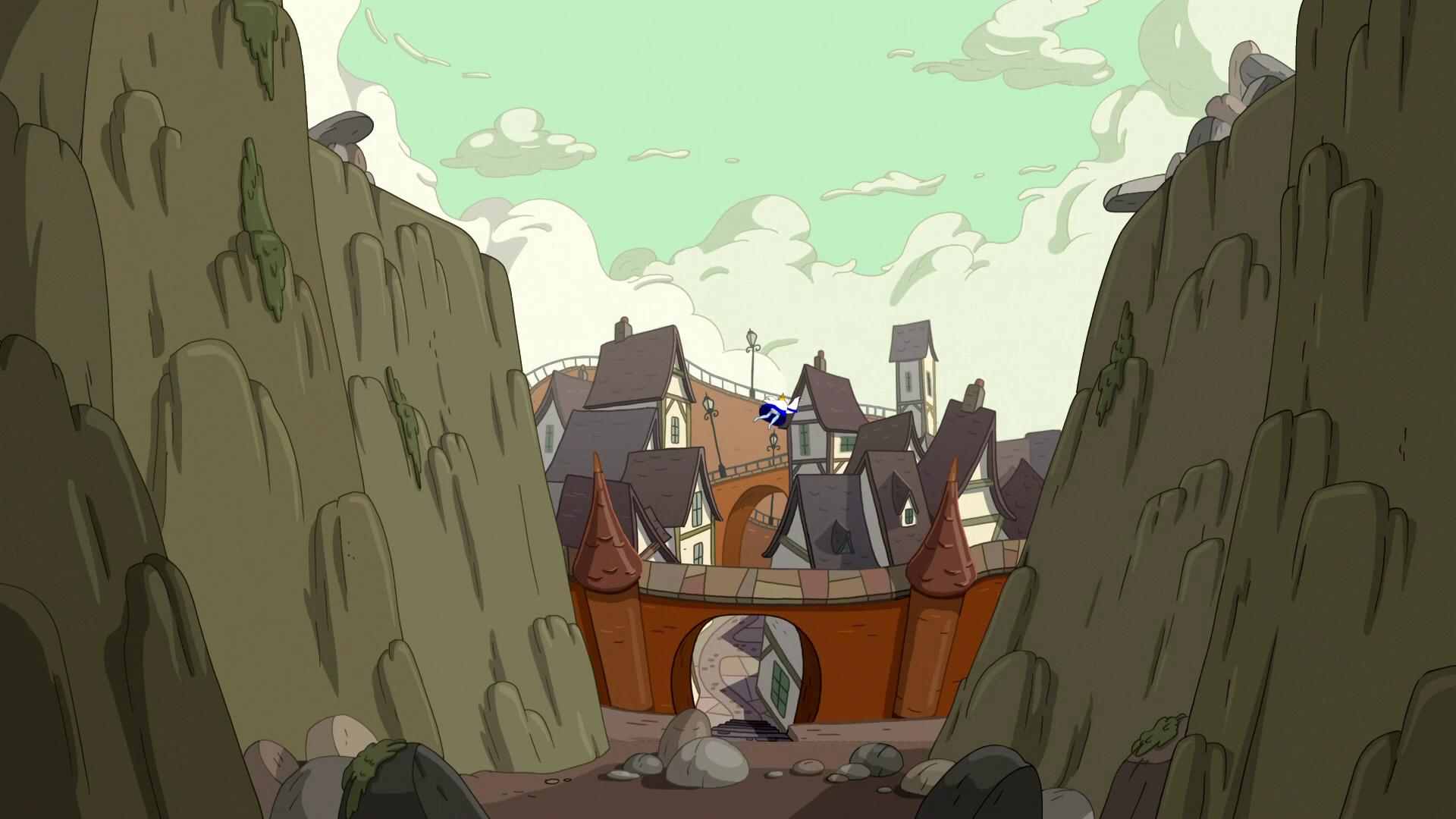Город Волшебников