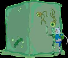 Желатиновый куб