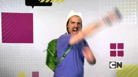 Alexandre Astier - Promo Adventure Time