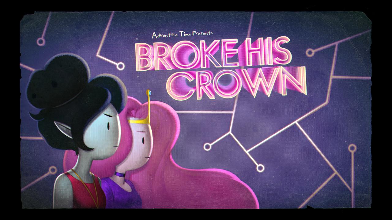 Сломал свою корону
